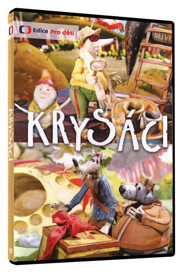 Krysáci 1-2 (DVD)