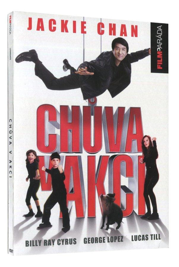 Chůva v akci (DVD)