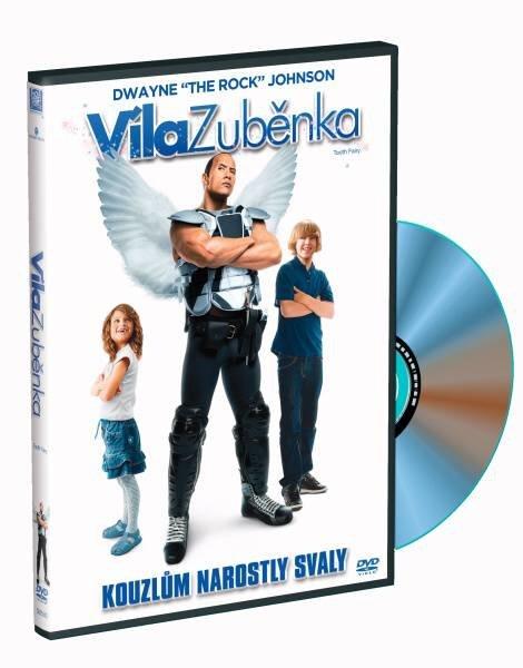 Víla Zuběnka (DVD)