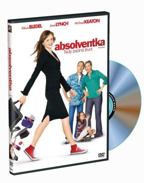 Absolventka (DVD)