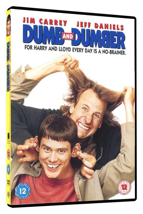Blbý a blbější (DVD)