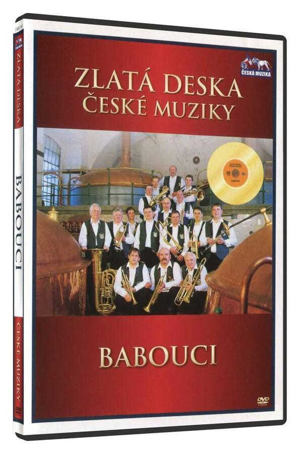 Babouci (DVD) - zlatá deska České muziky