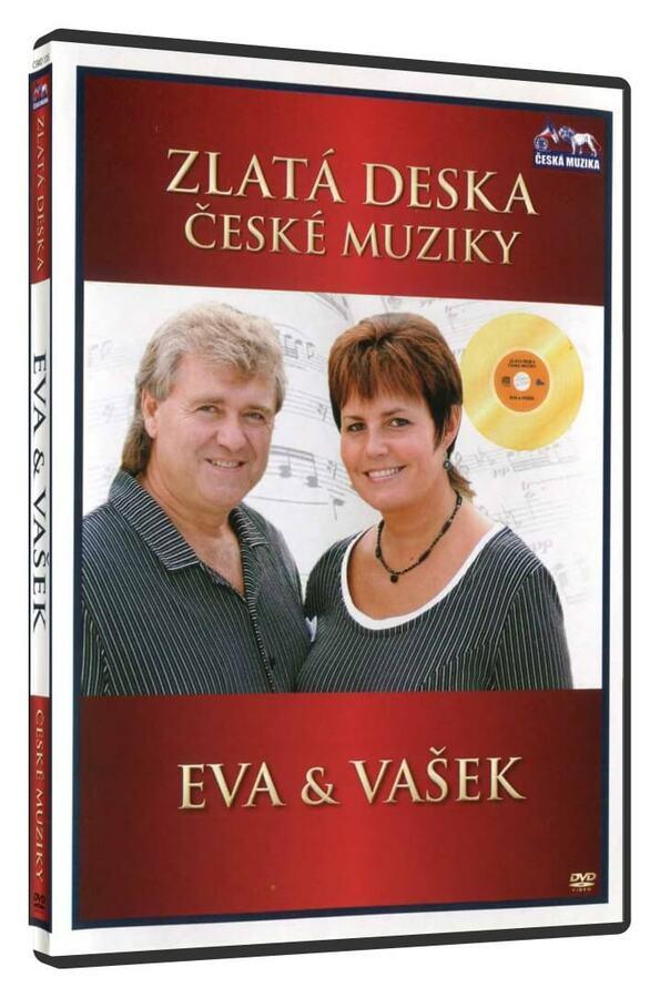 Eva a Vašek (DVD) - zlatá deska České muziky