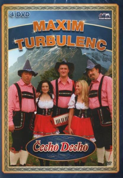 Maxim Turbulenc - Čecho Decho (4xDVD+6xCD)