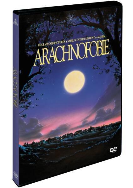 Arachnofobie (DVD) (pouze s českými titulky)