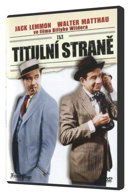 Na titulní straně (DVD)