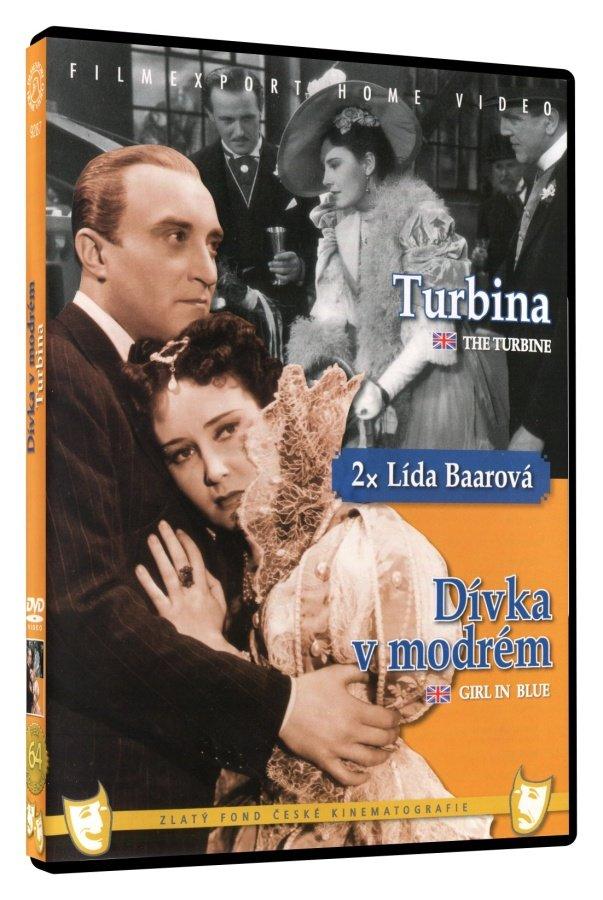 Dívka v modrém / Turbína (DVD)