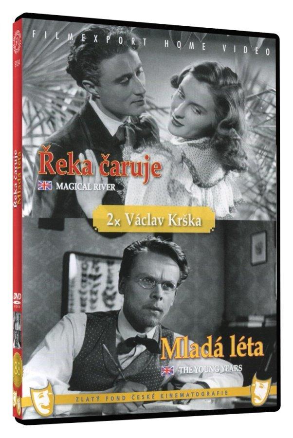 Řeka čaruje / Mladá léta (DVD)