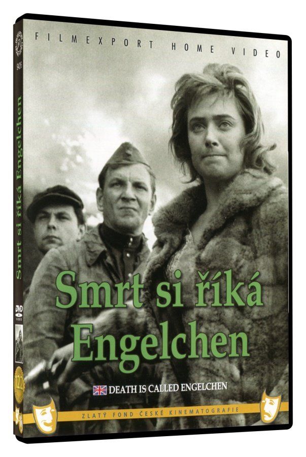 Smrt si říká Engelchen (DVD)