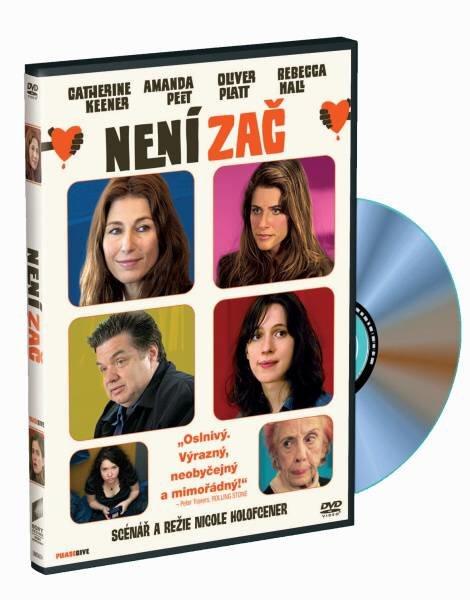 Není zač (DVD)