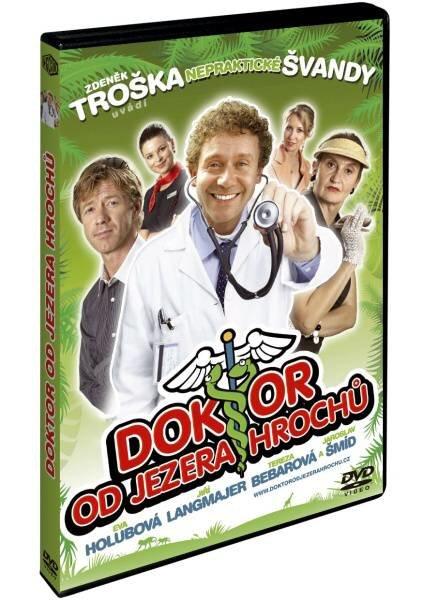 Doktor od jezera hrochů (DVD)