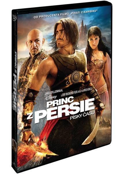 Princ z Persie: Písky času (DVD)