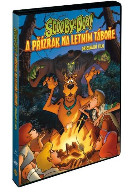 Scooby-Doo a přízrak na dětském táboře (DVD)