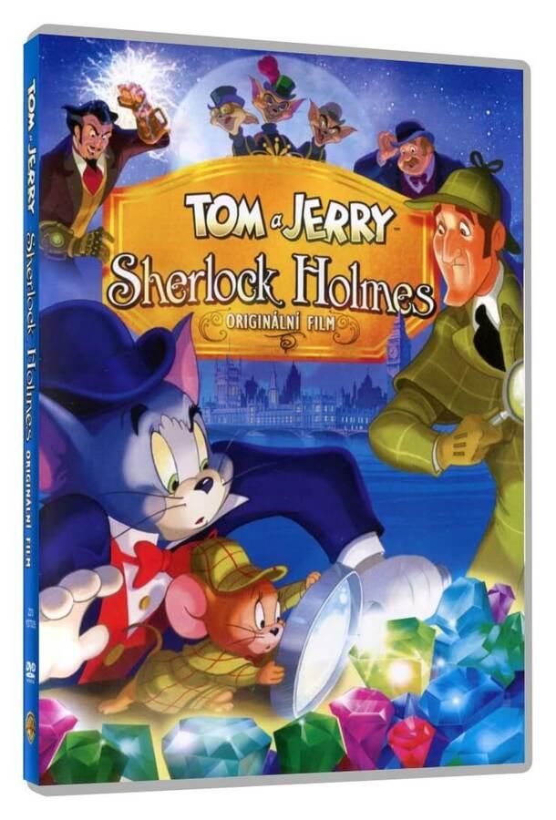 Tom a Jerry: Sherlock Holmes (DVD)