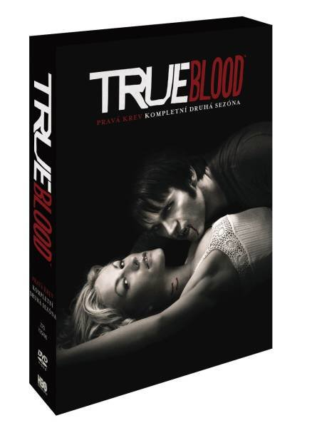True Blood - Pravá krev 2. série - 5xDVD