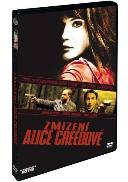 Zmizení Alice Creedové (DVD)