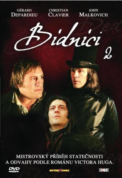 Bídníci 2 (DVD) (papírový obal)