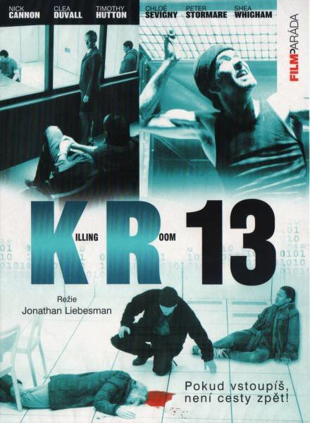 KR 13 (Killing Room) (DVD)