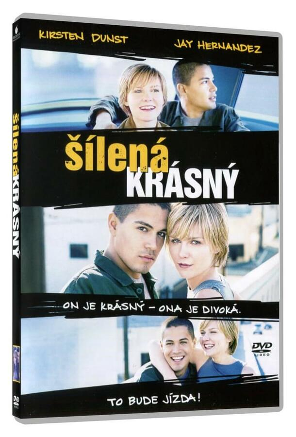 Šílená/Krásný (DVD)