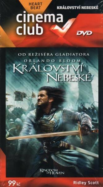 Království nebeské (DVD) - edice Cinema Club