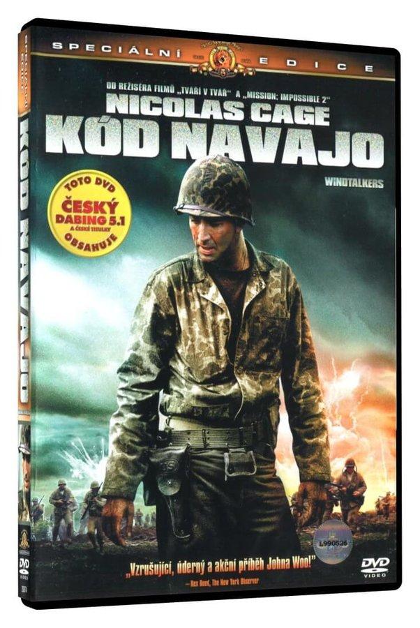 Kód Navajo S.E. (DVD)
