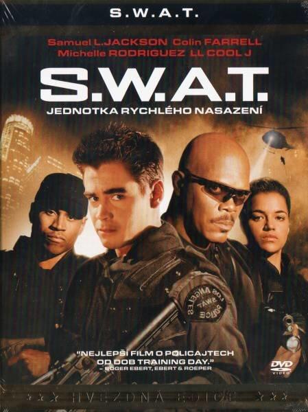 SWAT - Jednotka rychlého nasazení (DVD) - hvězdná edice