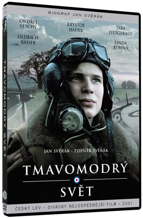 Tmavomodrý svět (DVD)