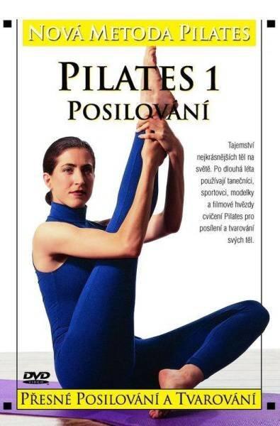 Pilates 1 - Posilování těla (DVD)
