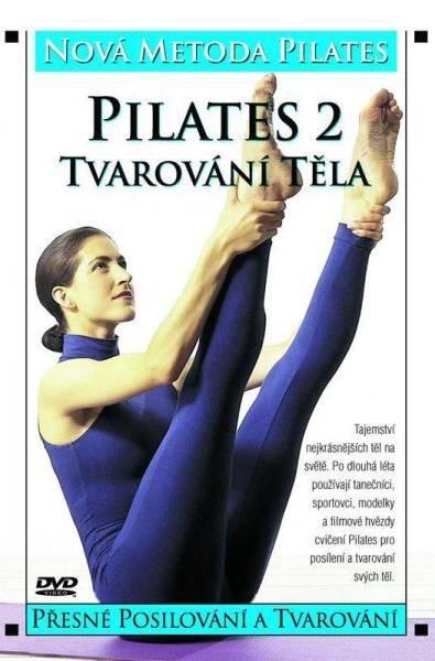 Pilates 2 - Tvarování těla (DVD)
