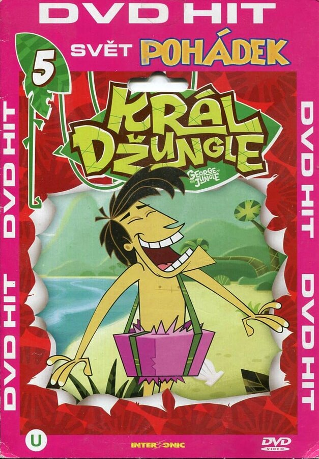 Král džungle 5 - edice DVD-HIT (DVD) (papírový obal)