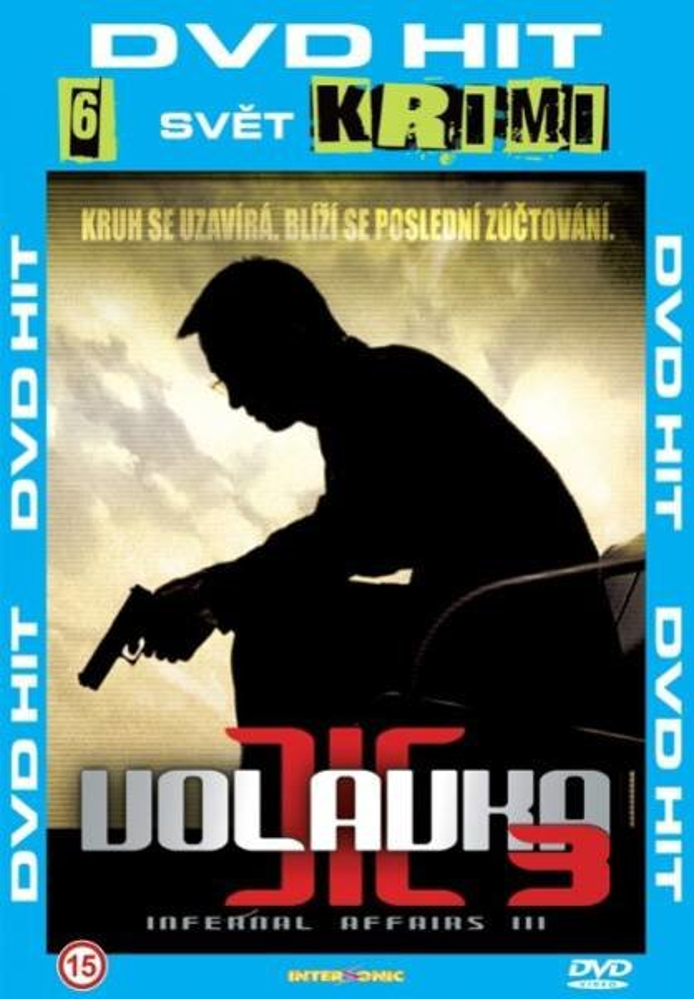 Volavka 3 (DVD) (papírový obal)