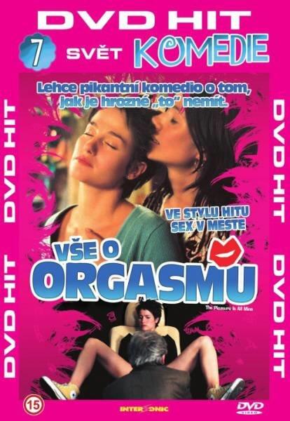 Vše o orgasmu - edice DVD-HIT (DVD) (papírový obal)