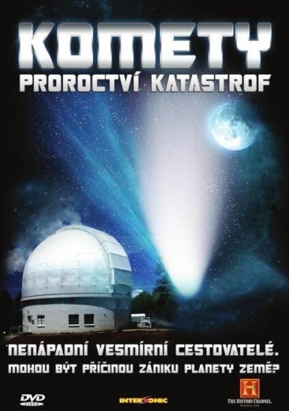 Komety - proroctví katastrof (DVD) (papírový obal)