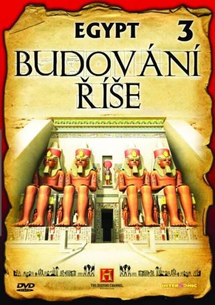Budování říše - 3. díl - Egypt (DVD) (papírový obal)