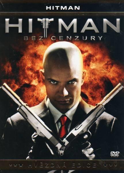 Hitman (DVD) - hvězdná edice