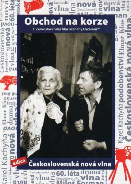 Obchod na korze (DVD) - edice Československá nová vlna