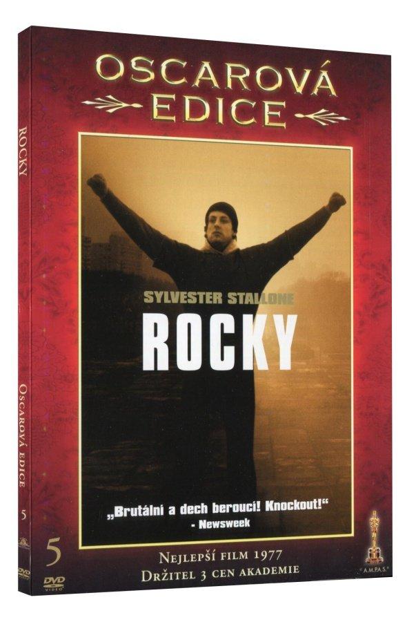 Rocky (DVD) - oscarová edice