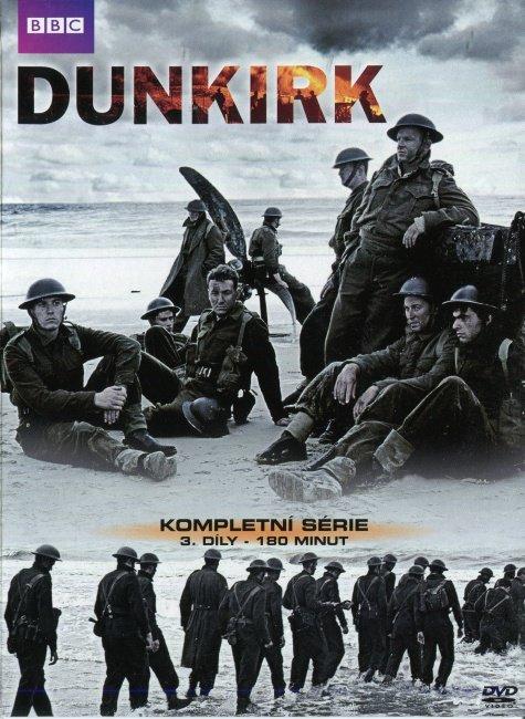 Dunkirk (DVD) (papírový obal) - BBC