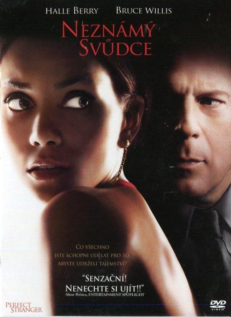 Neznámý svůdce (DVD) (papírový obal)