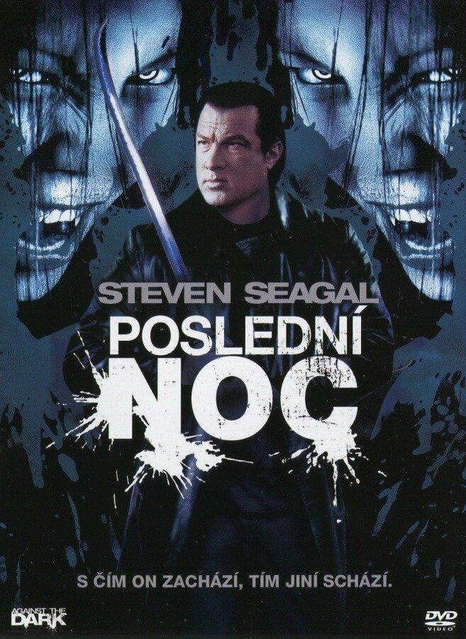 Poslední noc (DVD) (papírový obal)