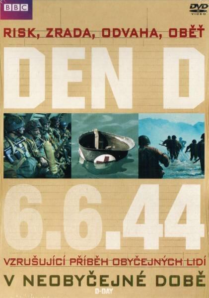 Den D (DVD) - BBC