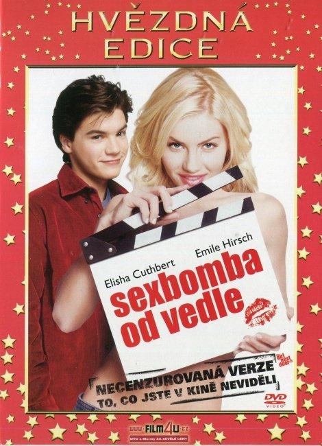 Sexbomba od vedle (DVD) (papírový obal)