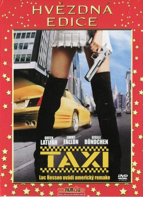 Taxi (2004) (DVD) (papírový obal)