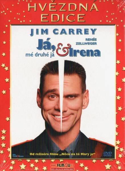 Já, mé druhé já a Irena (DVD) (papírový obal)