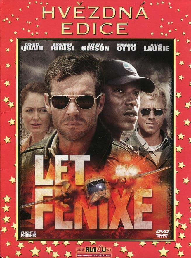 Let Fénixe (DVD) (papírový obal)