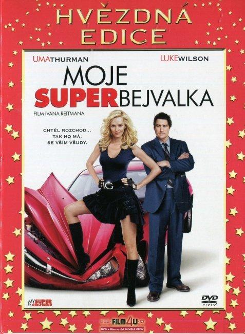 Moje superbejvalka (DVD) (papírový obal)