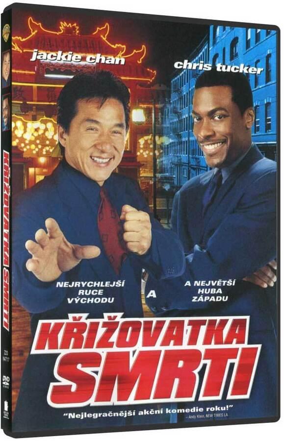 Křižovatka smrti (DVD)