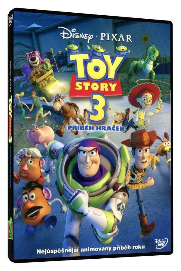 Toy Story 3: Příběh hraček (DVD)