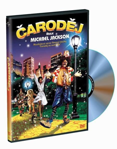 Čaroděj (DVD) (pouze s českými titulky)