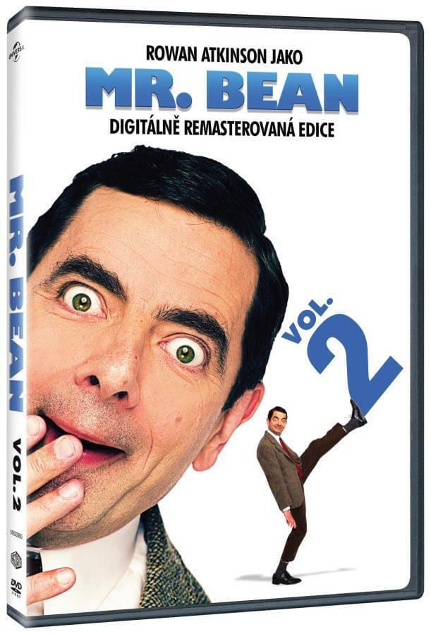Mr. Bean 2 (nově remasterovaný) (DVD) (pouze s českými titulky)
